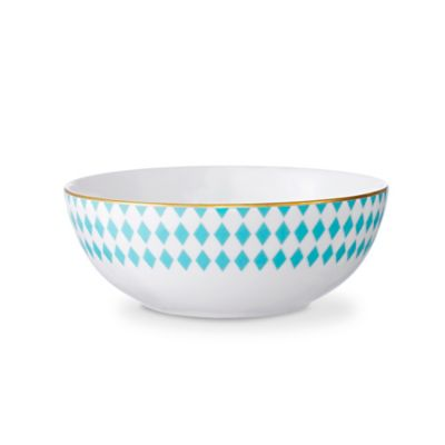 B by Brandie™ Grande Hutton Small Bowl in Turquoise/Gold