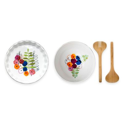 Sagaform® Season 2-Piece Serving Set