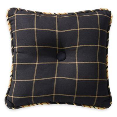 Black Accent Throw Pillows