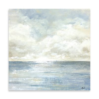 Tranquil Sea I Canvas Wall Art