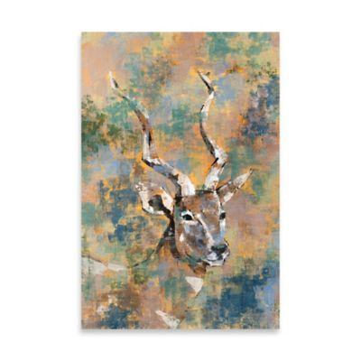 Safari Canvas Wall Art