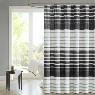 Madison Park Pure Neruda Shower Curtain