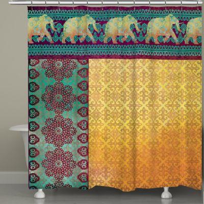 Marrakesh Shower Curtain