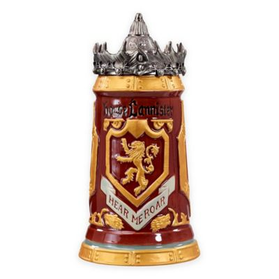 Game of Thrones House Lannister Stein