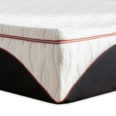 DORMEO® Serenite™ zenBED Luxury Plush Pillow Top Low Profile Twin Mattress Set