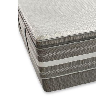 Beautyrest® Hybrid Marquessa Ultimate Luxury Plush Low Profile Split Queen Mattress Set