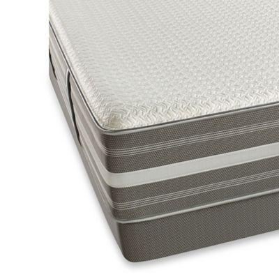 Beautyrest® Hybrid Sibel Luxury Firm Low Profile King Mattress Set