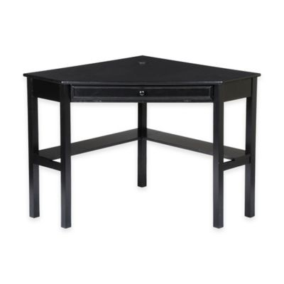 Buy Fold Out Convertible Desk In Black From Bed Bath Amp Beyond