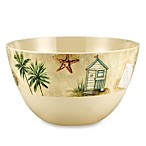 Beachcomber Melamine 11-Inch Serving Bowl