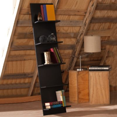 Holly & Martin® Zenhe Leaning Shelf in Black