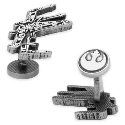Star Wars Etched Cufflinks