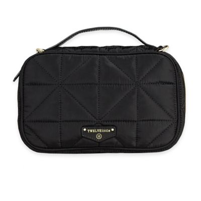 Diaper Clutch in Black