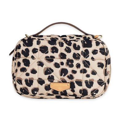 Leopard Diaper Clutch