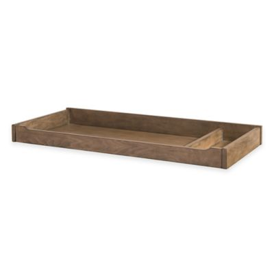 Westwood Design Hanley Changing Tray in Cashew