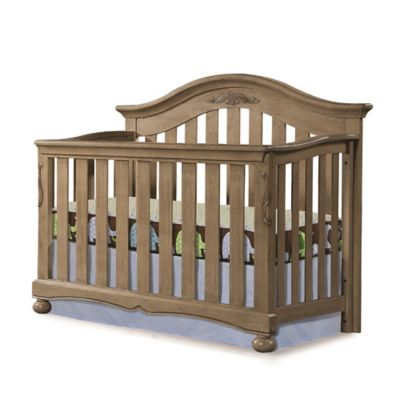 Westwood Design Meadowdale 4-in-1 Convertible Crib in Vintage