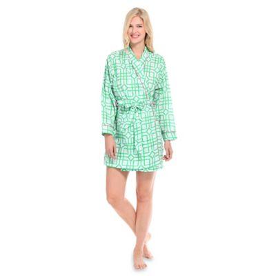 Medium Isabelle Robe In Green