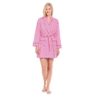 Hopi Medium Robe in Pink