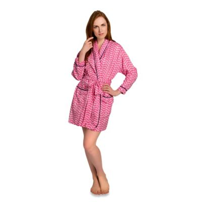 Small Vortex Robe in Pink