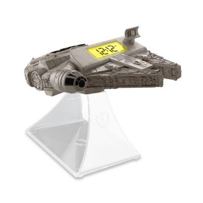 Star Wars™ Millennium Falcon FM Alarm Clock Radio