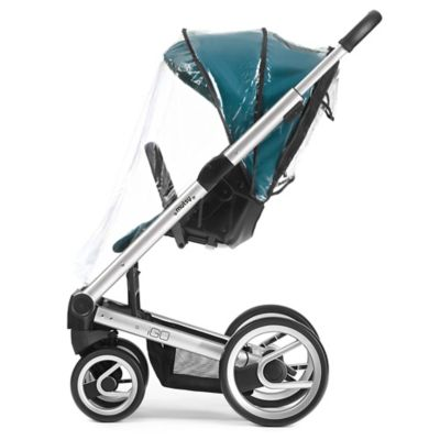 Mutsy Igo Stroller Clear Raincover