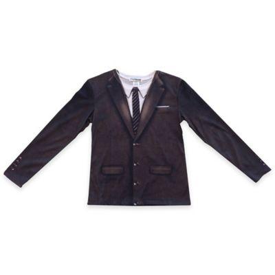 Faux Real Size 2T 1960s Suit Romper