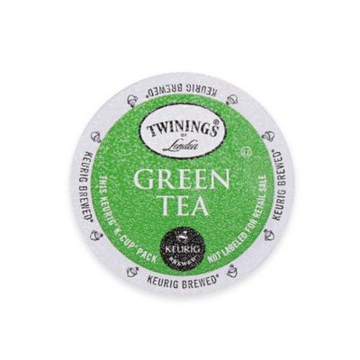 Keurig® K-Cup® Pack 18-Count Twinings of London® Green Tea
