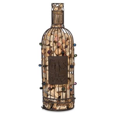 Brown Cork Collector