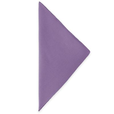 Spun Polyester Napkin in Lilac (Set of 4)