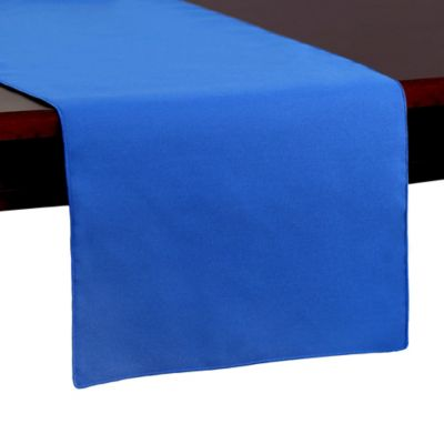 Spun Polyester 72-Inch Table Runner in Brick