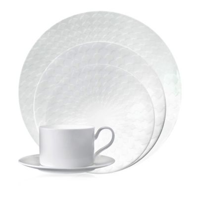 B by Brandie™ Ibiza 5-Piece Place Setting in White