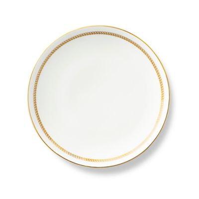B by Brandie™ Grande Corrigan Dinner Plate in Gold