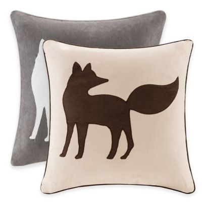 Tan Decorative Pillow Cover