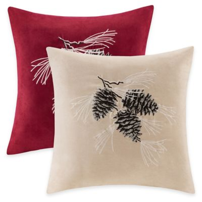 Tan Brown Decorative Pillows