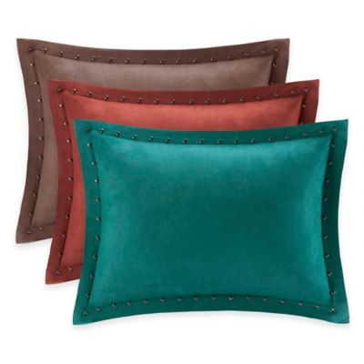 Teal Decorative Pillows