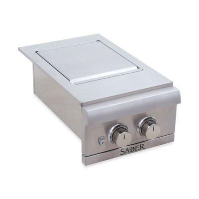 Saber® Dual Built-in Side Burner
