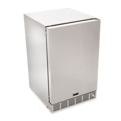 Saber® 4.1-Cubic Foot Outdoor Stainless Steel Refrigerator