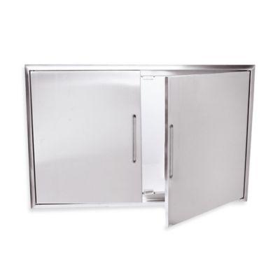 Saber® 24-Inch x 31-Inch Double Access Door for Outdoor Grills