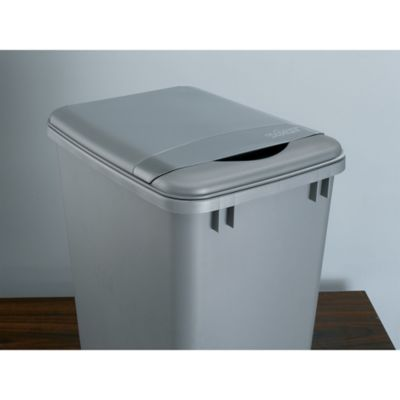 Rev-A-Shelf® 50 qt. Waste Container Lid in Silver