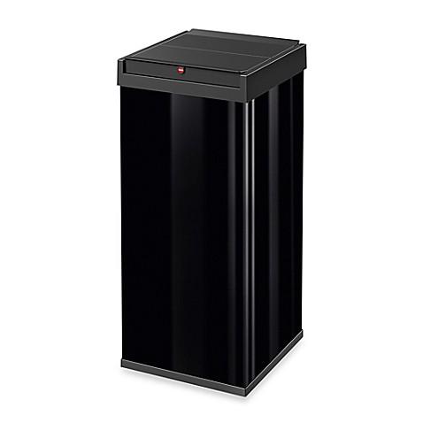 Hailo Big Box Rectangular 80 Liter Swing Trash Can Bed