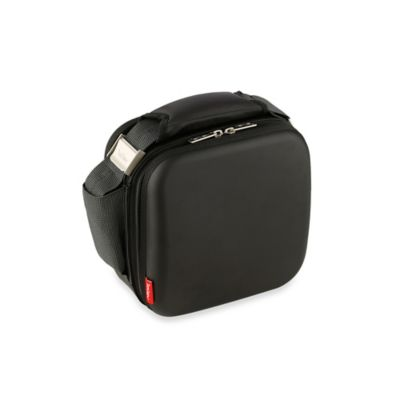 Nomad Classic 3-Piece Insulated Lunch Bag with Airtight Containers in Black