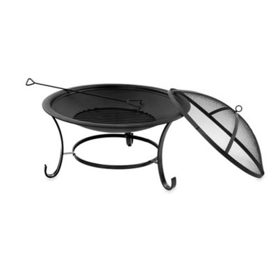 Fire Pit Protection