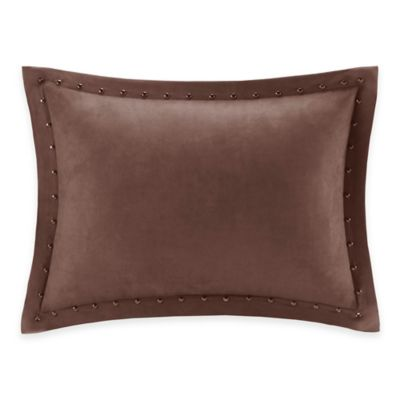 Spotted Brown Decorative Pillows