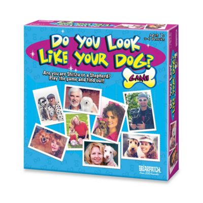 Do You Look Like Your Dog? Game