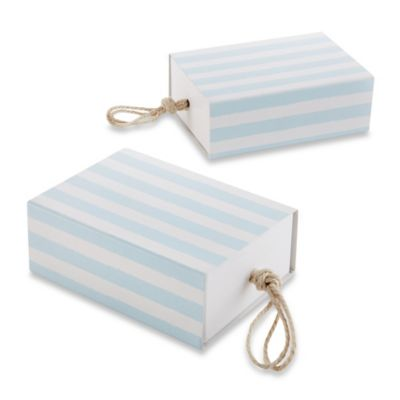 Kate Aspen® Beach Treasures Favor Boxes (Set of 24)