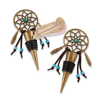 Kate Aspen® Dreamcatcher Bottle Stopper