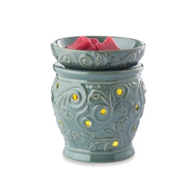 Oceanside Glimmer Warmer in Teal