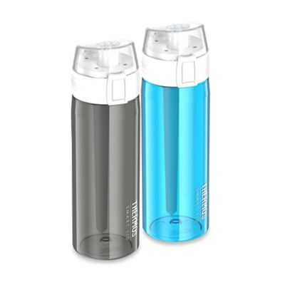 Thermos Connected Hydration Bottle with Smart Lid in Teal