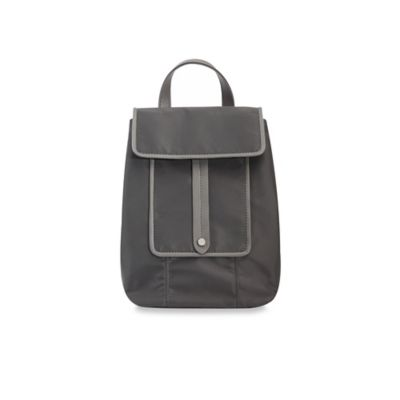 Evie Bette Lana Insulated Lunch Cooler in Charcoal