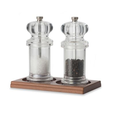 Cole & Mason Salt and Pepper Mill Tray