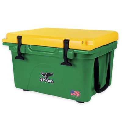 26 Qt. Ice Retention Cooler in Green